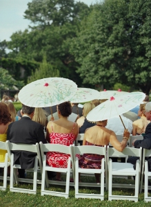 Asian Parasols for Wedding Ceremonies Summer Parties Evantine Design