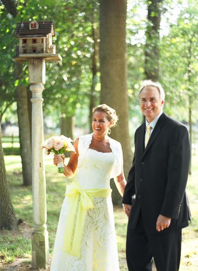 bride and groom outdoor photos beach weddings antique birdhouse delaware weddings high end event designers