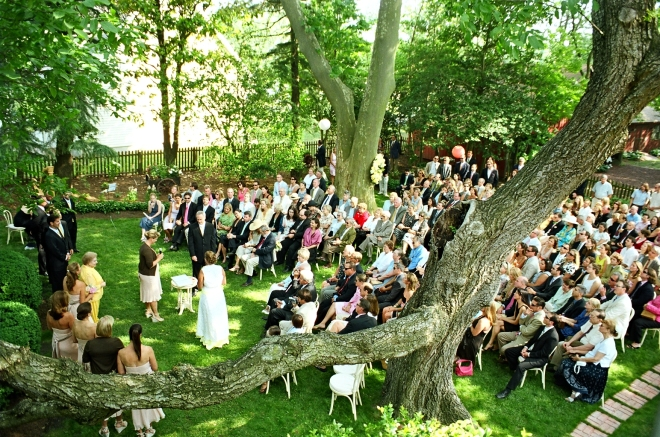 outdoor wedding cereomonies beach weddings delaware