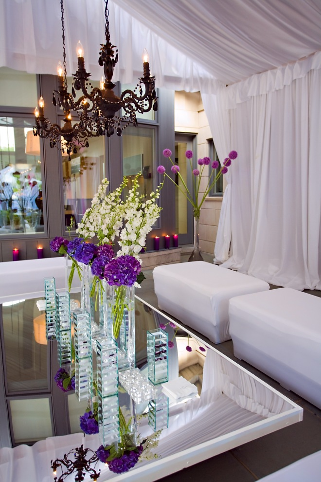Mirror Tables Black Chandeliers White Lounge Furniture Philadelphia Social Events