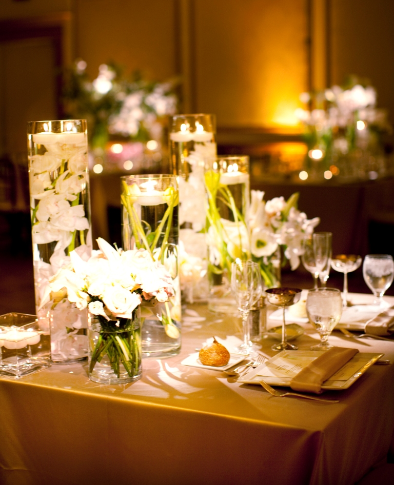 Real stories laura jeff s classically modern wedding at