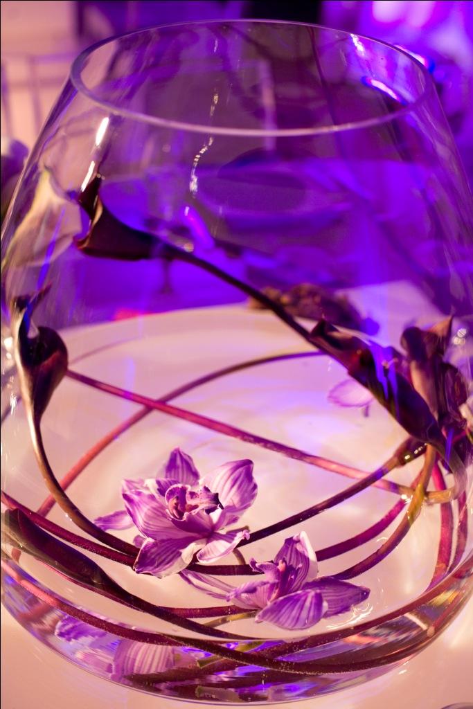 how to make a purple glass
