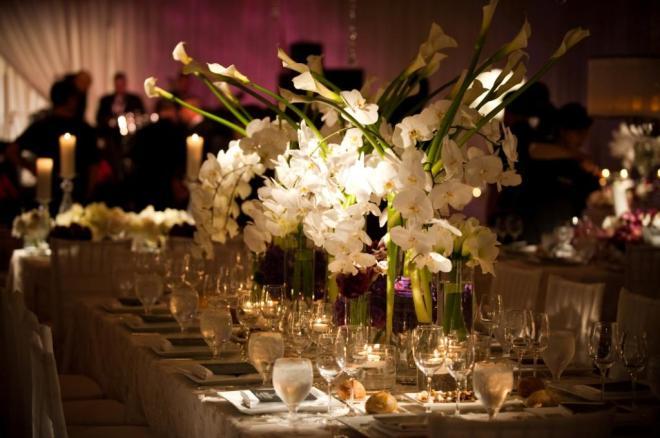 evantine design modern wedding event design