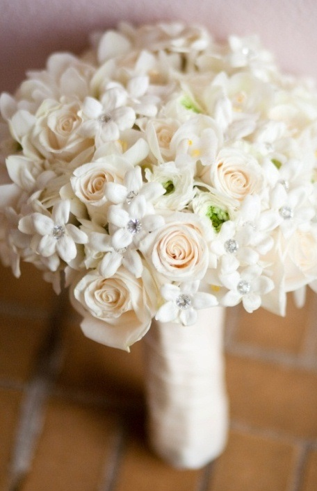 Wedding Bouquet Traditional Flowers : Flowers stephanotis sweet fragrance and elegant