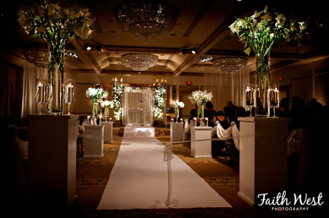 Traditional Jewish Chuppah Philadelphia Weddings Evantine Design
