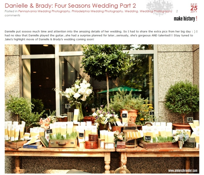 philadelphia wedding planners evantine design four seasons hotel outdoor wedding locations
