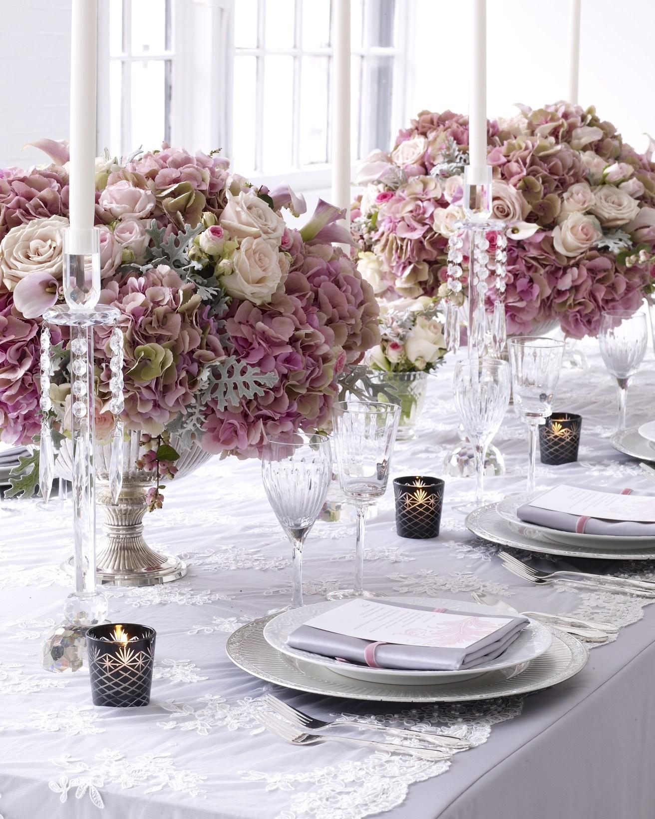 Wedding Table Designs: 35 Unique Wedding Table Linens Ideas