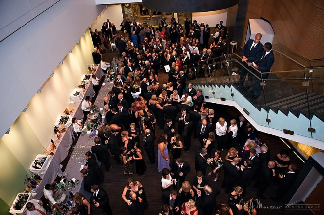 cocktails at the jewish museum philadelphia weddings