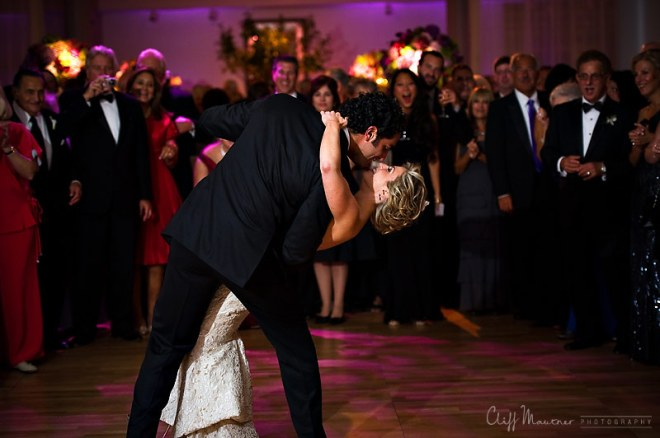First Dance Moves Philadelphia Weddings Cliff Mautner