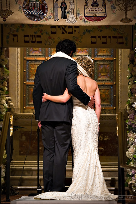 jewish wedding ceremony philadelphia synagogues evantine design