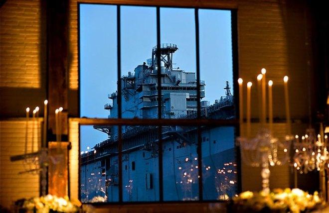 Alternative Wedding Venues Philadelphia Naval Yard Urban Lofts