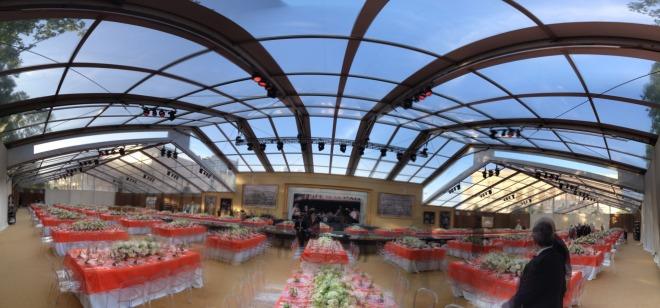 Barnes Foundation Museum Opening Gala Evantine Design EventQuip