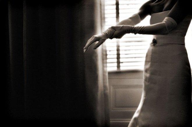 Long White Gloves Wedding Trends Bridal Fashion Philadelphia Events