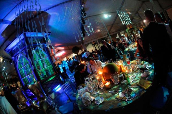 Summer Events in Philadephia Rittenhouse Square Ball Evantine Design Decorators
