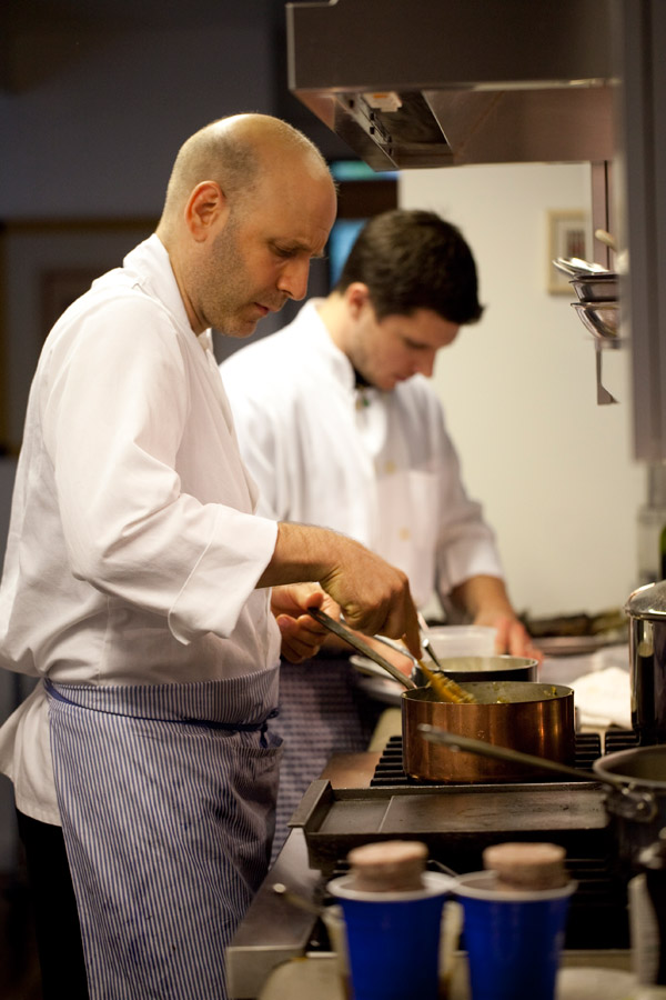 Chef Marc Vetri Cooking Wedding Reception Dinner Friday Weddings Philadelphia