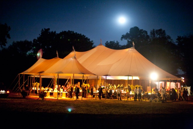 Outdoor Weddings Sail Cloth Tents Philadelphia Luxury Weddings