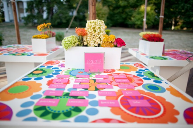 Place Card Table Alternative Seating Ideas for Weddings