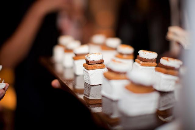 Smores Mini Desserts Peter Callahan