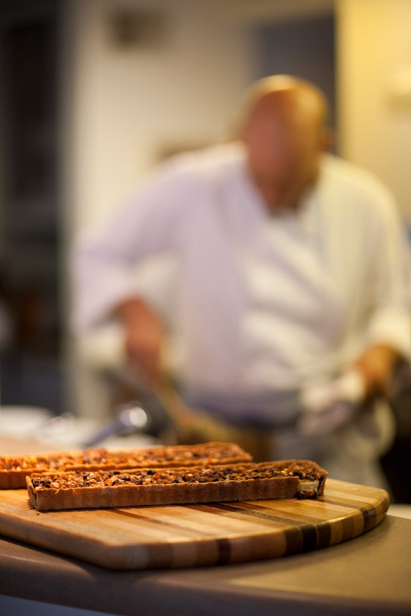 Walnut Tart Marc Vetri Private Event Catering Philadelphia