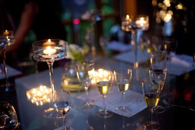White Wine Glasses Evantine Design Marc Vetri Philadelphia Private Events