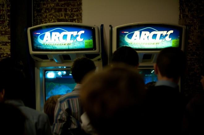 Arcade Games for Mitzvahs Evantine Design