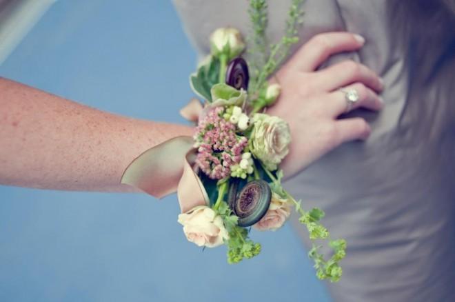 Bridesmaids Floral Bracelets Evantine Design Love Shack-c13