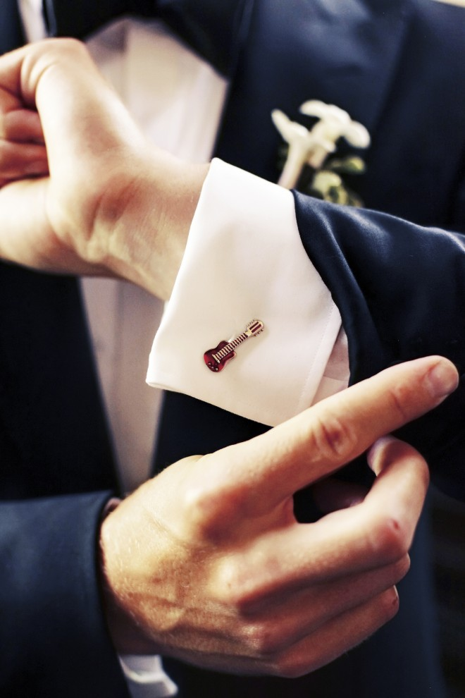 Cufflinks for Grooms Classic Weddings Evantine Design