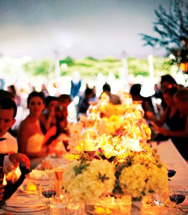 First Dance Summer Tented Weddings South Jersey Evantine Design-c