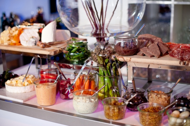 Food Station Charcuterie Starr Events-c