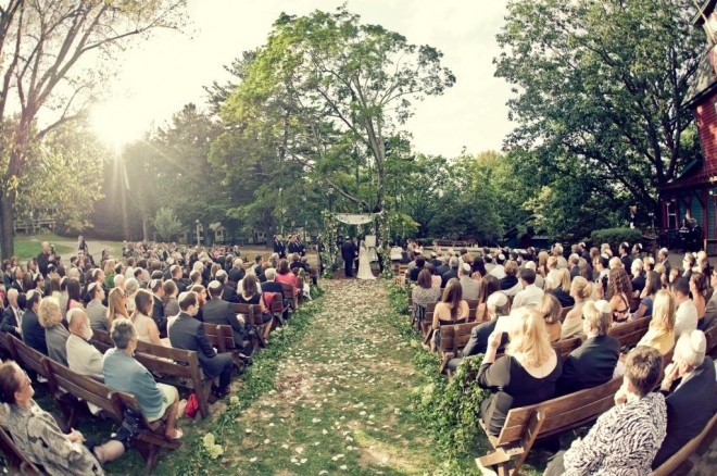 jewish wedding ceremonies outdoor chuppahs country weddings