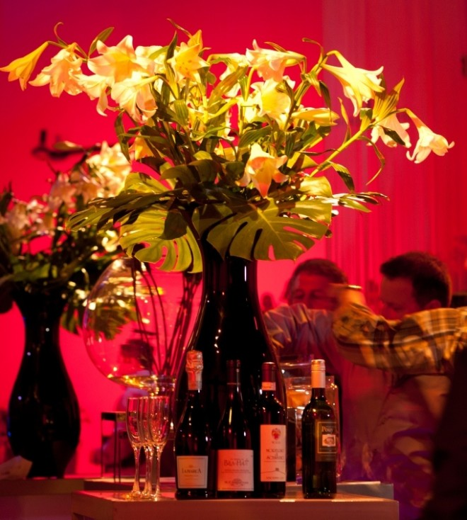 Wine Stations for Parties Evantine Design Philadelphia Party Planners