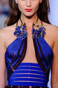 Glamorous Chic Life Cobalt Blue Gown