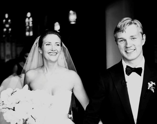 Wedding Recessional Timeless Wedding Photos Peter Van Beever