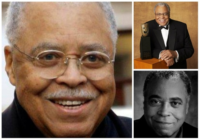 collage james earl jones