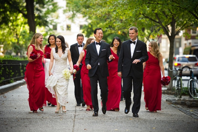 Bridal Party Photos Philadelphia Weddings Cliff Mautner