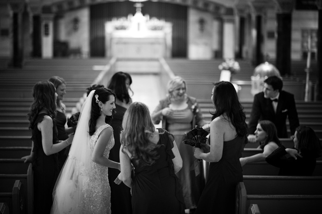 Candid Wedding Photos Philadelphia Church Weddings Cliff Mautner