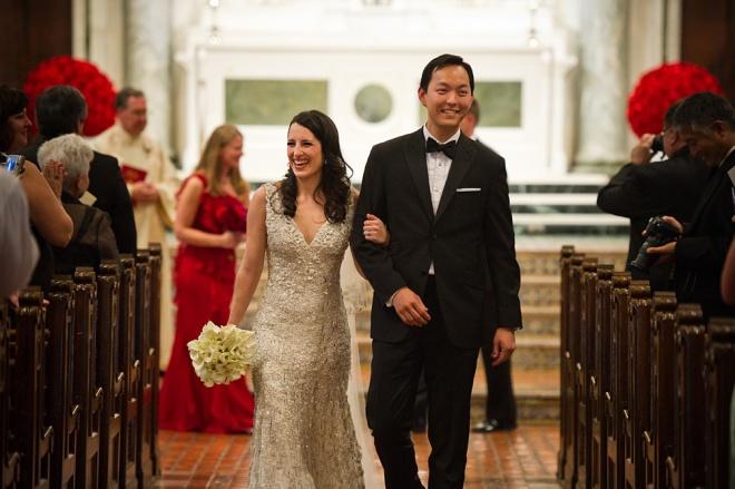 Ceremony Recessionals Philadelphia Weddings Evantine Design