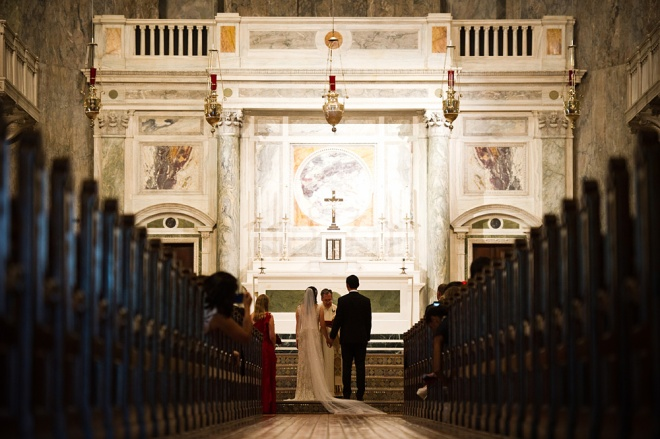Philadelphia Church Weddings Cliff Mautner
