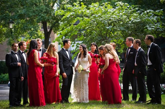 Rittenhouse Square Park Wedding Photos Cliff Mautner