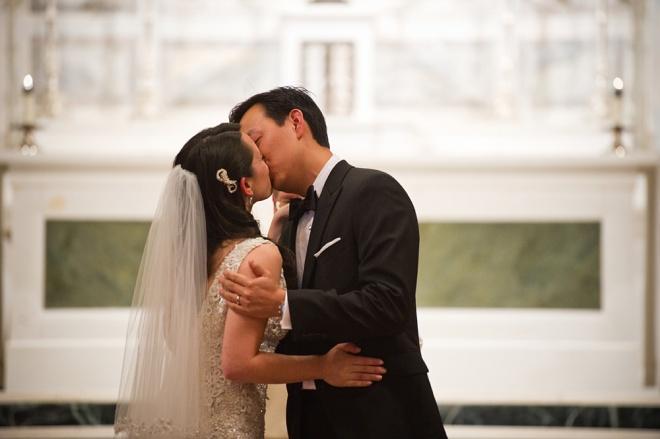 Wedding Kisses Cliff Mautner