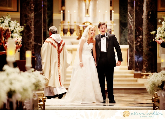 Catholic Wedding Ceremonies Philadelphia Event Designers Evantine Design
