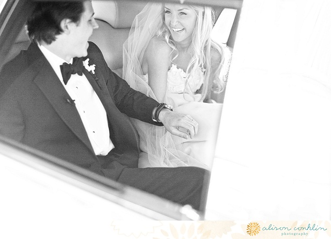 Limo Photos Alison Conklin Philadelphia Weddings