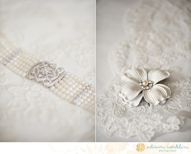 Wedding Accessories Alison Conklin