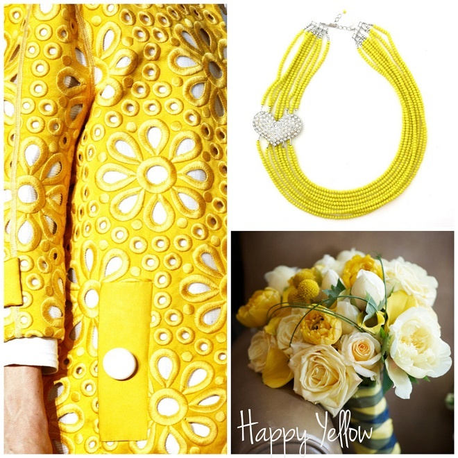 yellow wedding inspiration evantine design philadelphia wedding florists