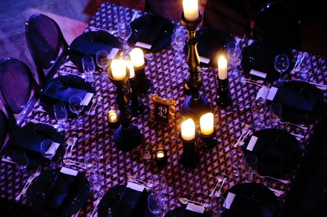 Black Candles Evening of Innovation John Varvatos