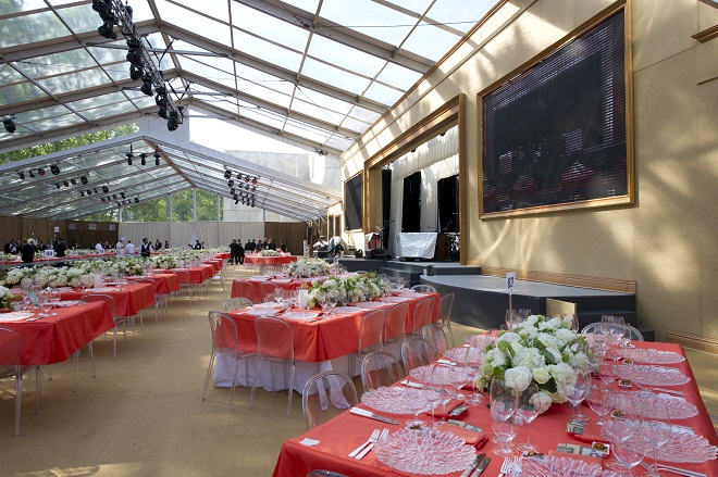 Evantine Design Tented Social Events