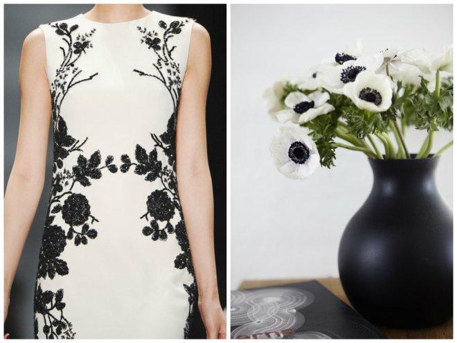 black and white wedding inspiration evantine design