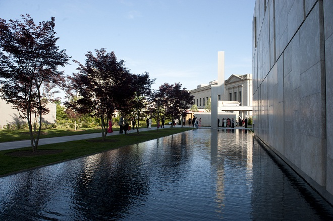 Opening Gala Barnes Museum Philadelphia Evantine Design