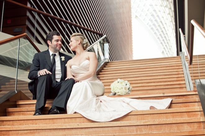 Bridal Portrait kimmel center weddings philadelphia 2