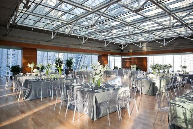 Kimmel Center Weddings Evantine Design 1